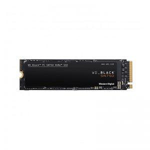 4TB WD BLACK SN750 M.2 NVMe WDS400T3X0C 3400/3100MB/s SSD