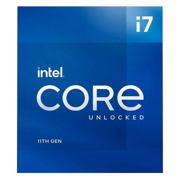 Intel Core i7 11. Nesil Soket 1200 pin 14nm Rocket Lake İşlemci